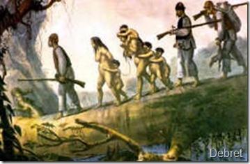 Fim do século XVII habitam a margem direita do rio Tietê, nas imediações da cachoeira, os índios Guaianazes